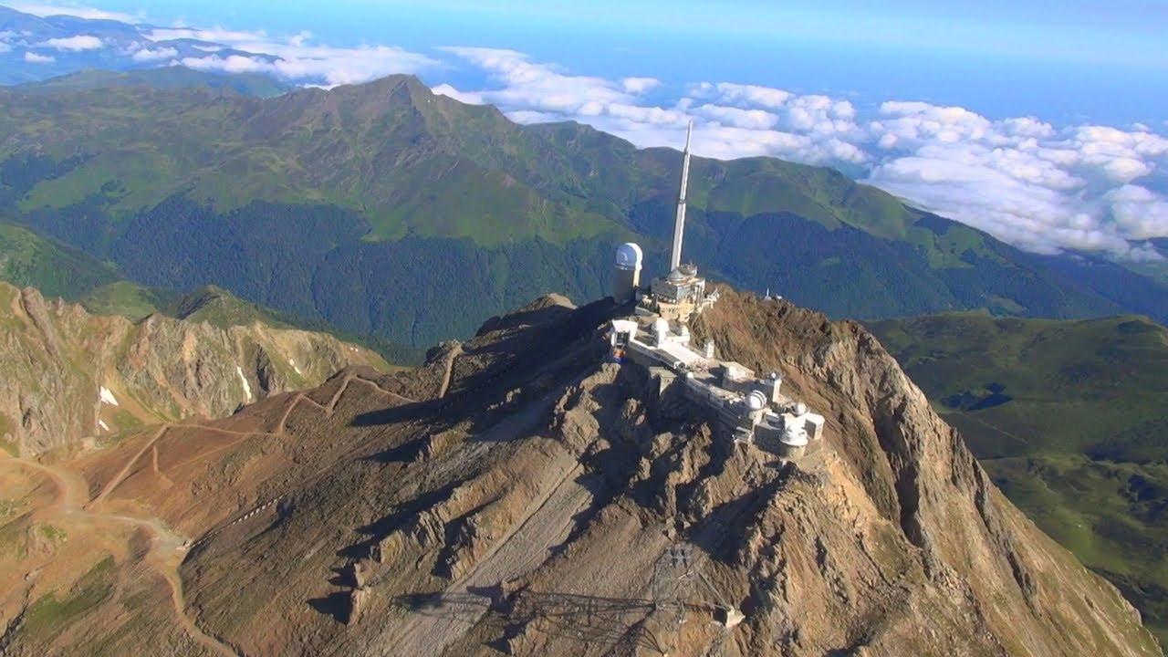 L'observatoire du pic du midi