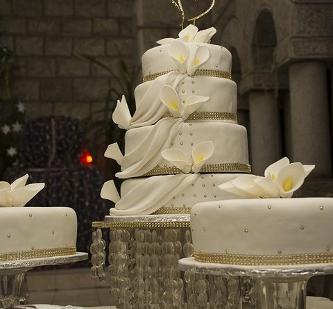 gateau de mariage