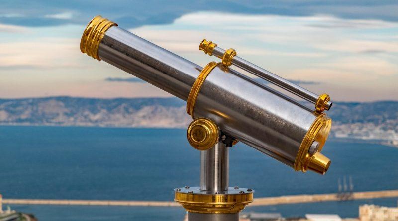 un telescope