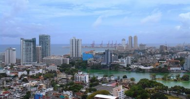 Colombo City - Sri-Lanka