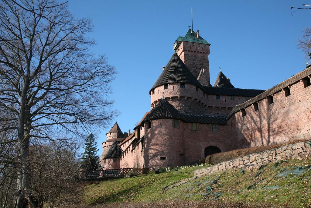 château haut-koeningsbourg