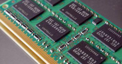 stockage RAM