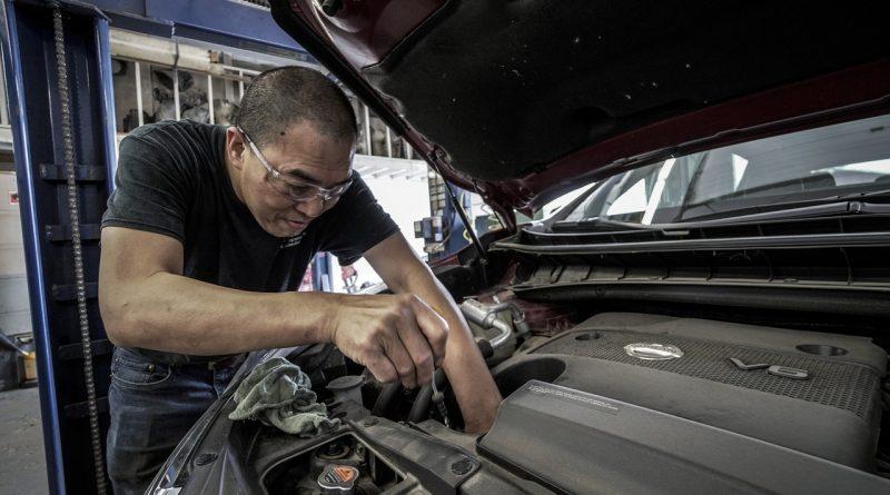 comment réparer sa voiture soi-même