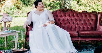 flavie collection - robe de mariée sur mesure grande taille en soie plumetis et dentelle - créatrice lyon