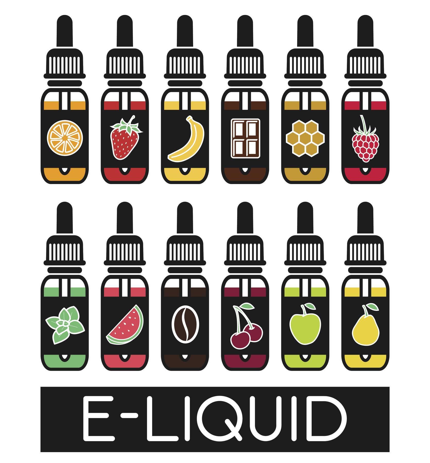 e liquides