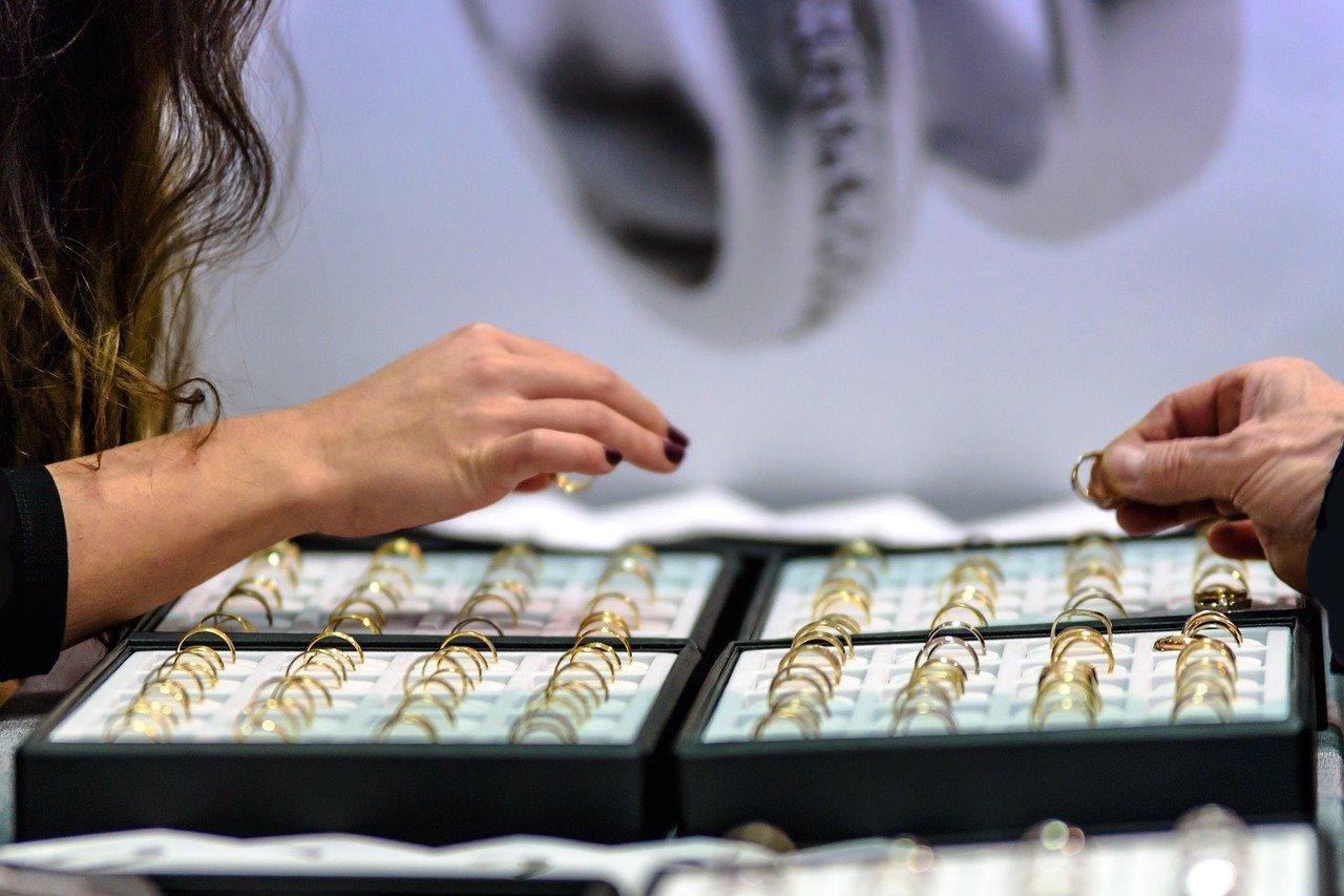 bijoux - rachat d'or