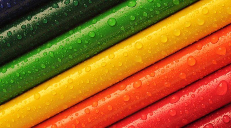 couleurs - arc-en-ciel
