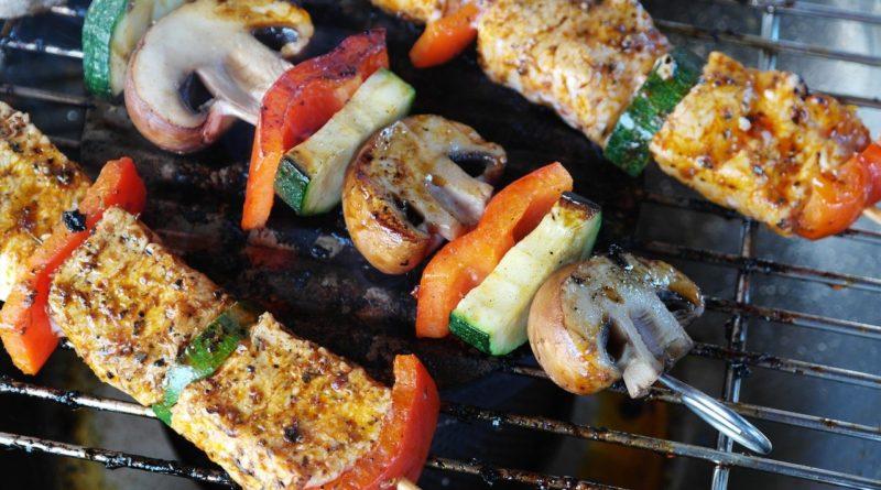 brochette barbecue