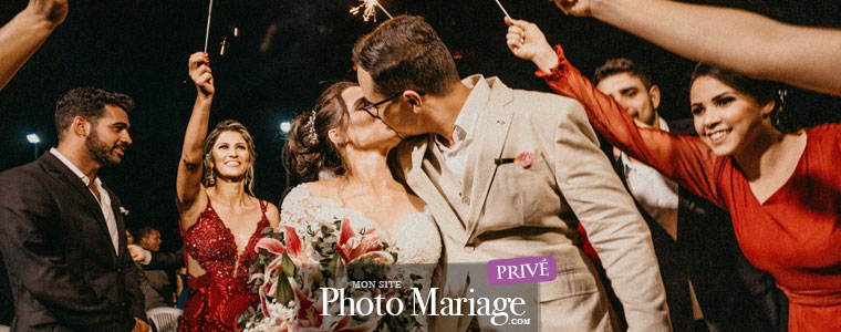 comment partager son mariage