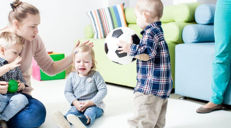 crèche enfants