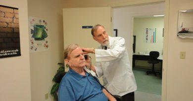 senior et les soins de santé