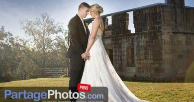 partager photos mariage