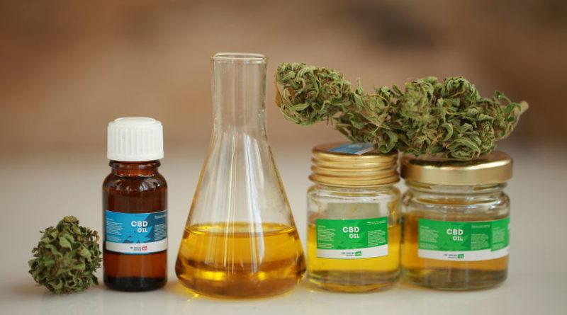 Utilisation huile CBD