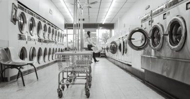 laverie automatique - lavomatique